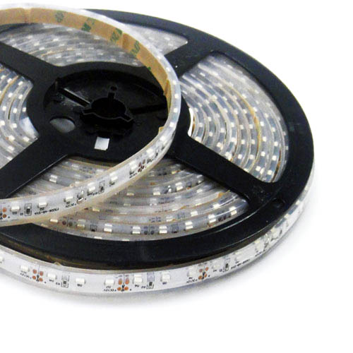 Side Emitting Series DC12/24V 3014SMD 480LEDs Flexible LED Strip Lights BackLighting Waterproof IP68 16.4ft Per Reel By Sale